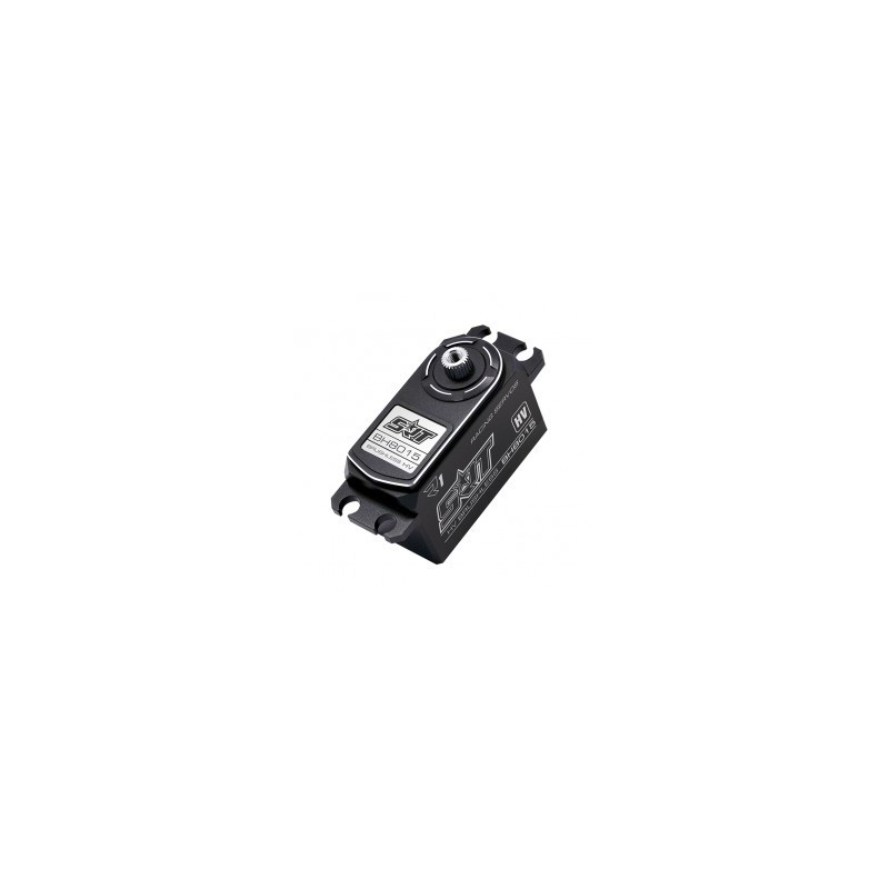 Servo SRT BH8015 HV Brushless Perfil Bajo Caja Metalica 15kg 0.05s. - 1/10