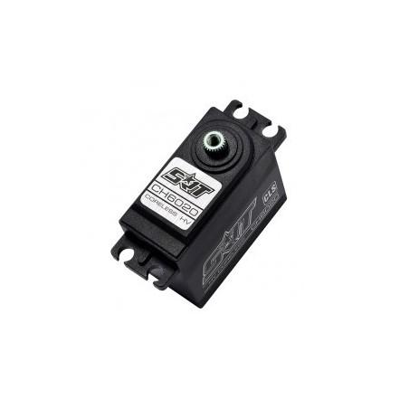 Servo SRT CH6020 HV Coreless 20kg 0.09s. - 1/8