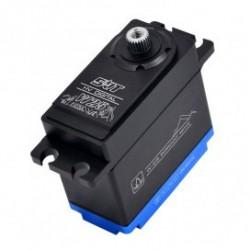 Servo SRT W25 HV Waterproof Caja Metalica 25kg 0.14S 1/8 - Crawler