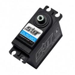 Servo DL5020 LV Waterproof Caja Caja semi-metalica 0kg 0.16s