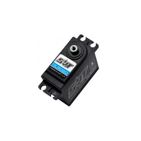 DL5020 LV 1/8-1/10 Crawler Digital 20Kg 0.17s. Waterproof Servo