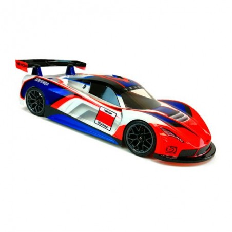 VENOM GT 190mm 1/10 Clear Bodyshell