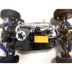 Buggy Hobao Hyper 9 Nitro NARANJA - OFERTA
