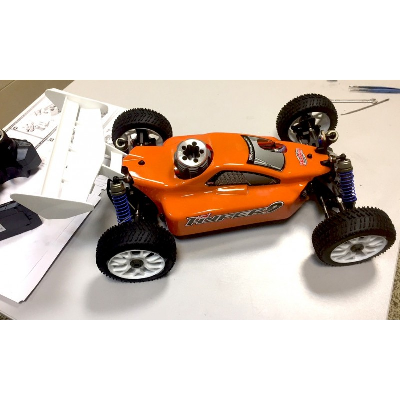 Buggy Hobao Hyper 9 Nitro Orange - Deal