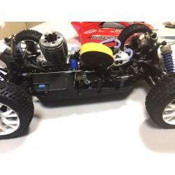 Buggy Hobao Hyper 9 Nitro ROJO - OFERTA