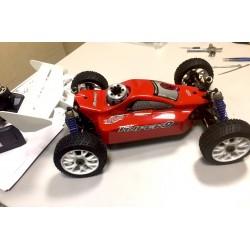 Buggy Hobao Hyper 9 Nitro Red - Deal