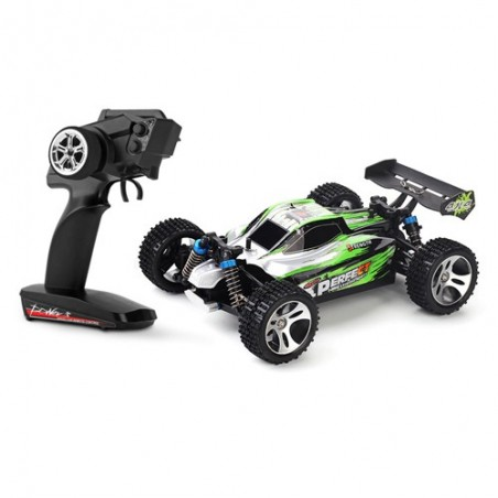 Electric Buggy RTR 1/18 4x4 Brushed Sport - WL Toys A959A