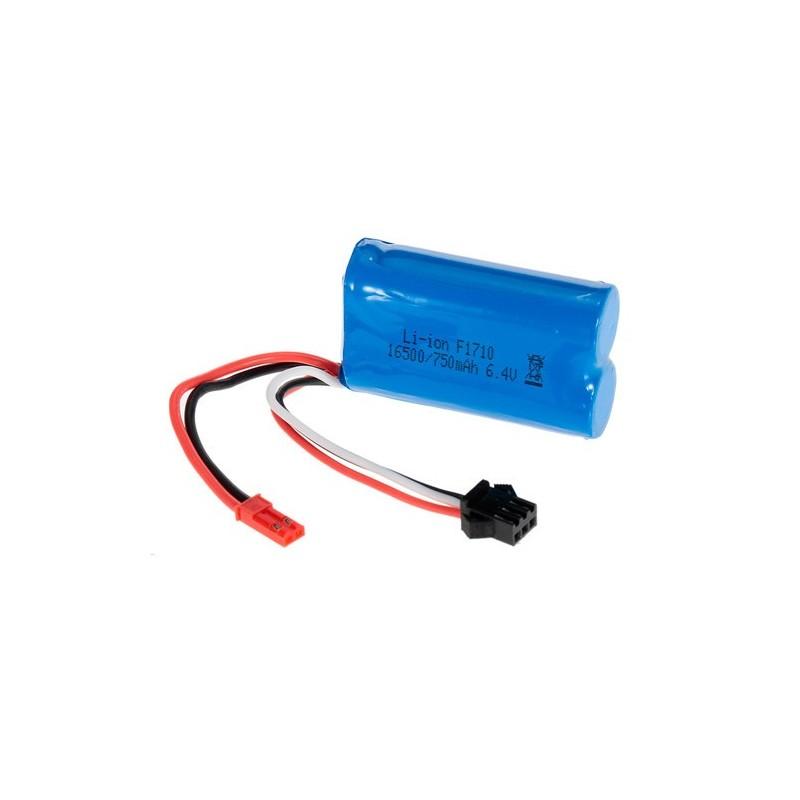 A959A-03 - LiFe Battery 6.4v 750mAh A959A