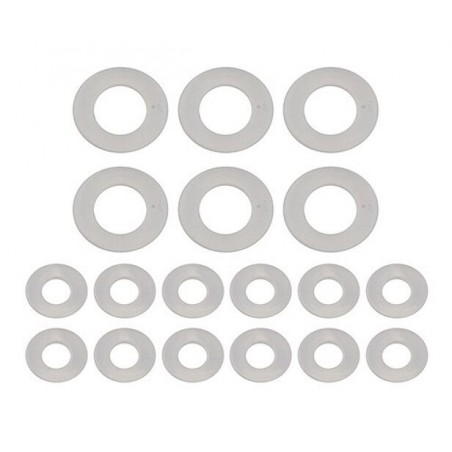 AS81385 - Differential O-ring set Associated RC8B3/3.1