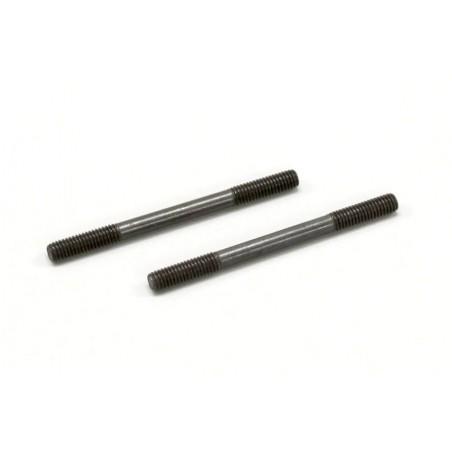 92033 - Rirantes ajustables 3x40mm x2 uds.