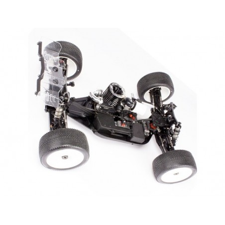 HB Racing D817T Truggy Nitro 1/8 TT - KIT