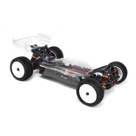 HB Racing D418 1/10 Buggy Electrico 4x4 KIT Competicion