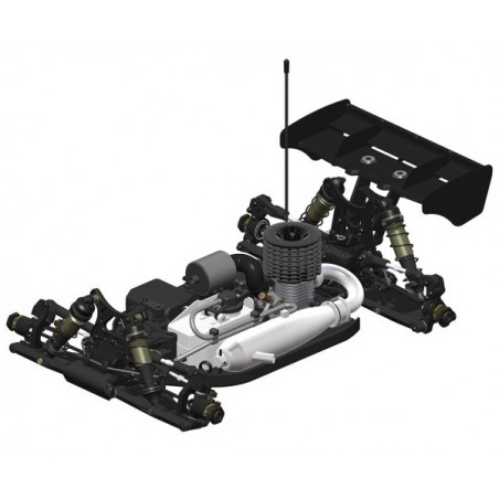 HB Racing D819RS Nitro 1/8 Off-Road Buggy Competition KIT