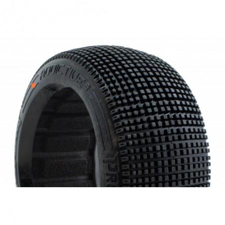 Procircuit Tires Addictive V2 C3 Medium + inserts x2 pcs