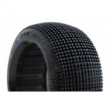 Procircuit Tires Addictive V2 C4 Hard + inserts x2 pcs