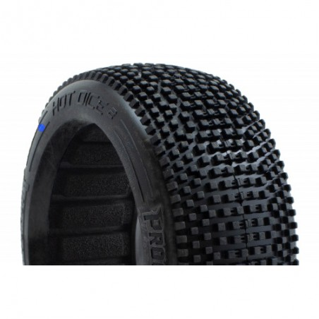 Procircuit Tires Hot Dice V2 C4 Hard + inserts x2 pcs