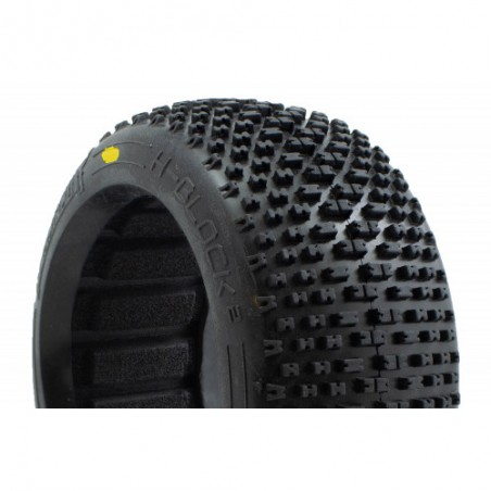 Procircuit Tires H-Block V2 C2 Soft + inserts x2 pcs