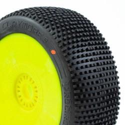 Procircuit Tires Claymore V2 C3 Medium Glued x2 pcs