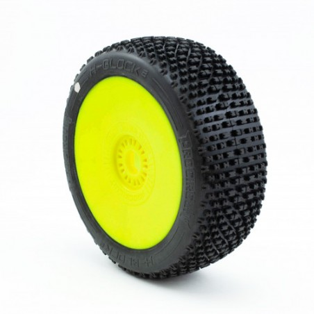 Procircuit Tires H-Block V2 C1 Super Soft Glued x2 pcs