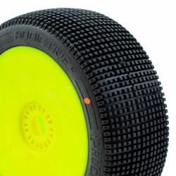 Procircuit Tires Addictive V2 C3 Medium Glued x2 pcs