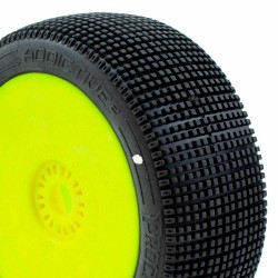 Procircuit Tires Addictive V2 C1 Super Soft Glued x2 pcs