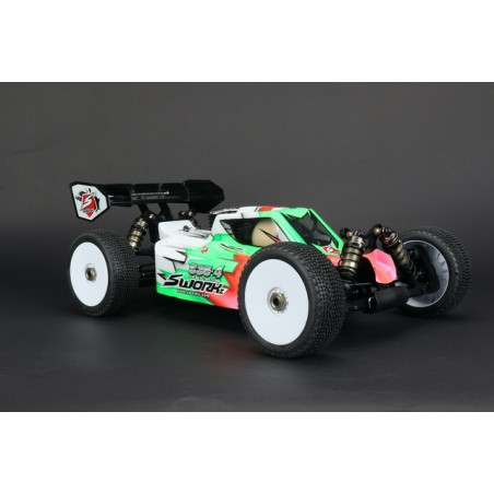 SWORKz S35-4 1/8 Competition Nitro Buggy Kit