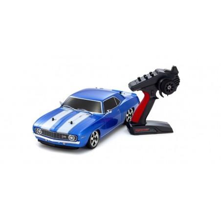 Kyosho FW06 Chevy Camaro Z28 1/10 RTR Nitro - Azul