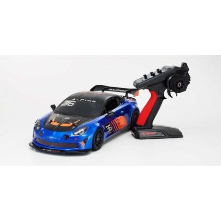 Kyosho FW06 Alpine GT4 1/10 RTR Nitro - Azul