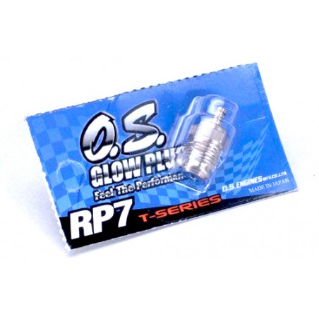 Turbo Glow Plug OS RP7 Cold Touring / On Road