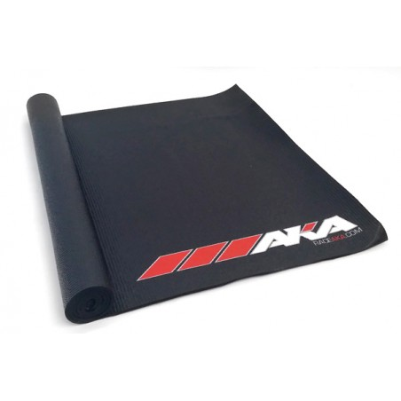 AKA Rubber Pit Mat with Logo