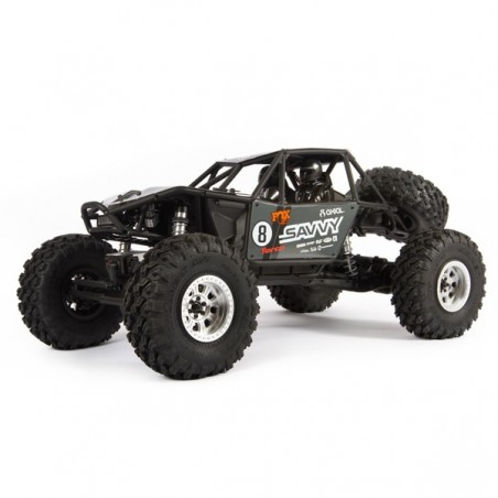 AXIAL RR10 Bomber 2.0 4WD 1/10 - RTR GREY