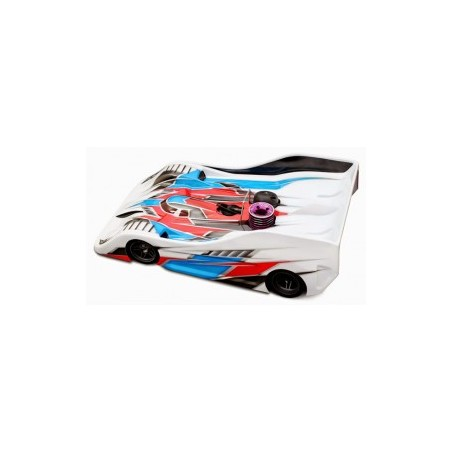 BLITZ TS040 Body 1/8 Lexan 0.7mm On Road Nitro