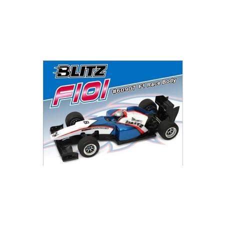 Carroceria Blitz F101 Formula 1 Lexan 1.0mm