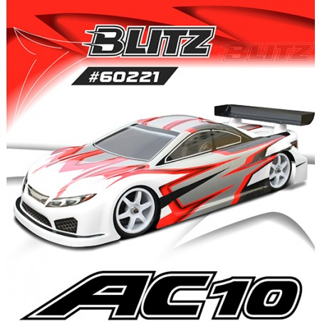 BLITZ AC10 190mm Touring Body 0.8 mm with wing