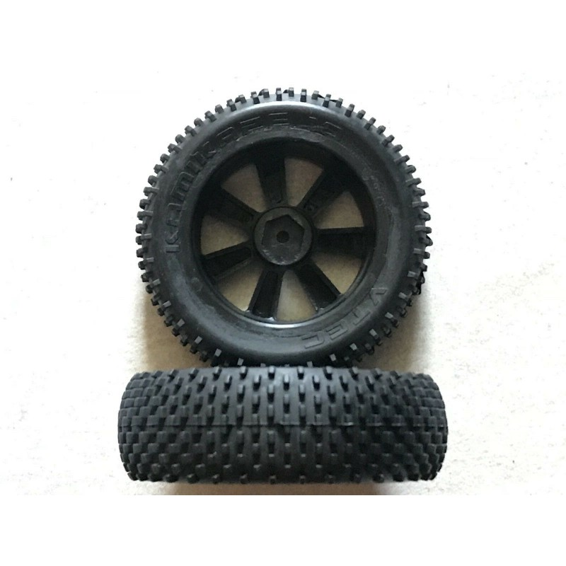 LRP VTEC Kamikaze 1/10 Buggy Front Tires x2 pcs
