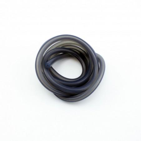 Tubo de combustible Negro translucido 1 metro