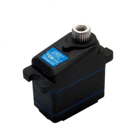 Micro servo SRT T06HV HV Waterproof 2,8kg 0.10S - 1/10 Crawler