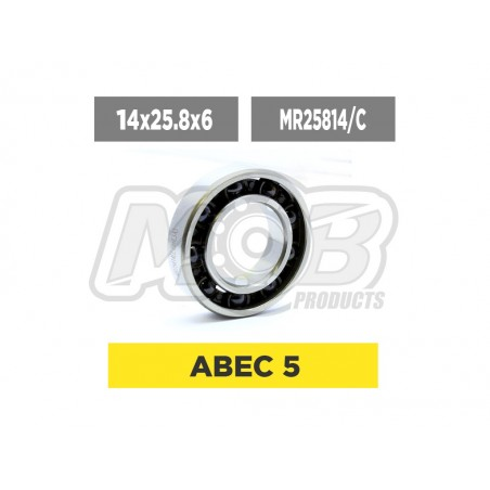 Rodamiento Ceramico 14x25.8x6 Trasero Motor Nitro - MOB