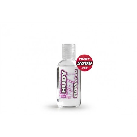 Silicona diferencial HUDY 2000 cSt - 50ML