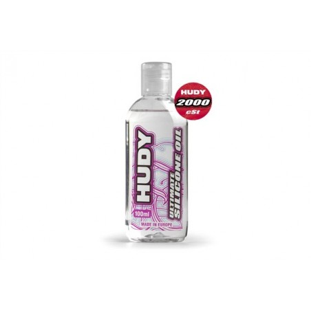 Silicona diferencial HUDY 2000 cSt - 100ML