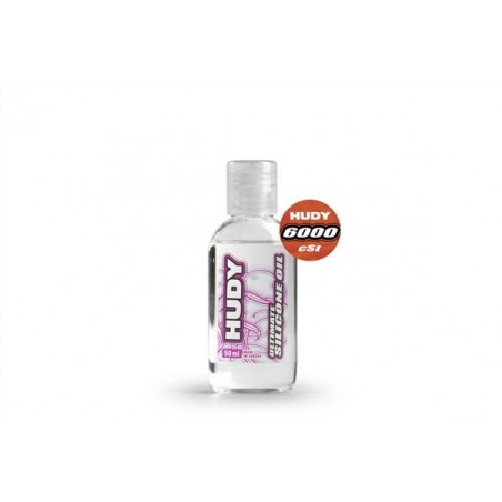 Silicona diferencial HUDY 6000 cSt - 50ML
