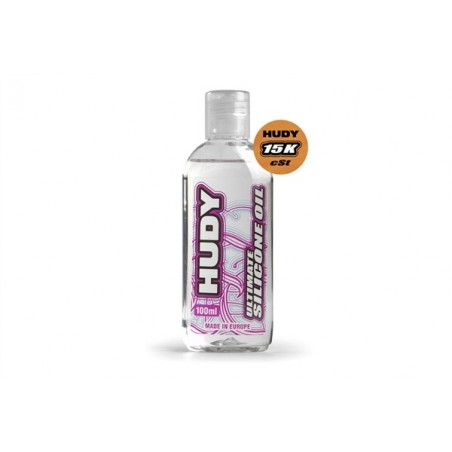 Silicona diferencial HUDY 15000 cSt - 100ML