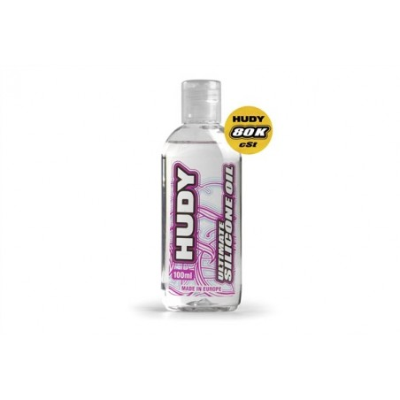 Silicona diferencial HUDY 80000 cSt - 100ML