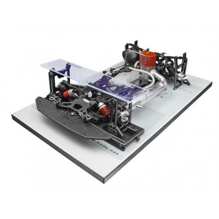 Universal Exclusive Set-Up System For 1:8 On-Road Cars H108005