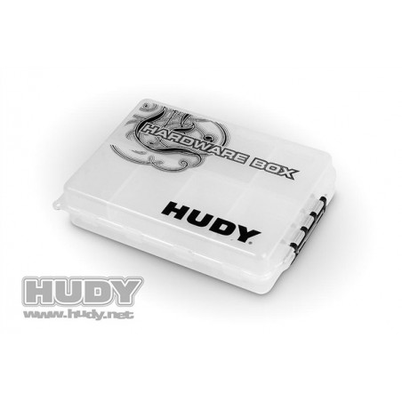 Caja plastico doble cara Hudy H298010