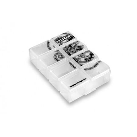 Caja piezas 8 Compartimentos H298014