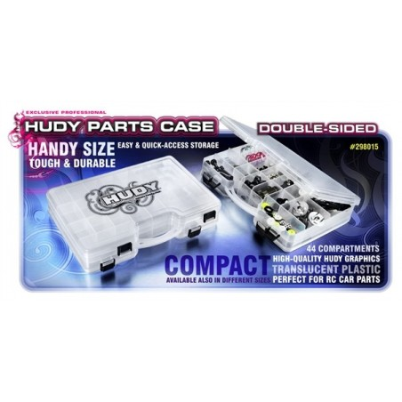 Caja piezas Hudy H298015