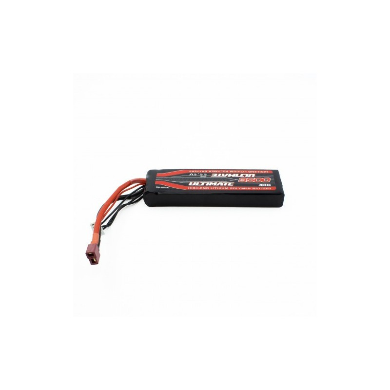 LiPo Battery Stick 11.1v. 3500mAh 40C Ultimate Racing