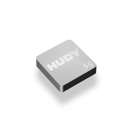 Hudy Pure Tugsten weight 5gr - H293081