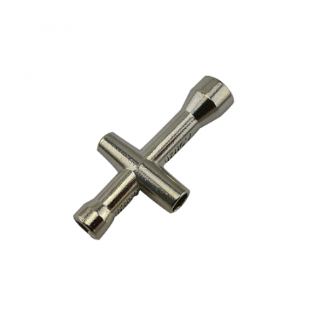 4-in-1 small cross wrench 4.0 - 5.0 - 5.5 - 7.0mm